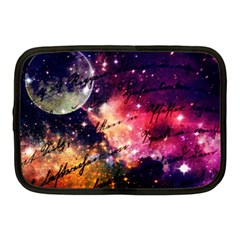 Letter From Outer Space Netbook Case (medium)  by augustinet