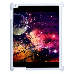 Letter From Outer Space Apple Ipad 2 Case (white) by augustinet