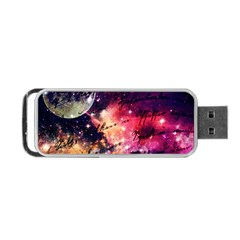 Letter From Outer Space Portable Usb Flash (one Side) by augustinet