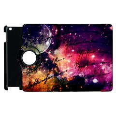 Letter From Outer Space Apple Ipad 2 Flip 360 Case by augustinet
