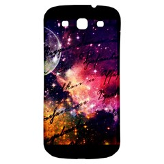 Letter From Outer Space Samsung Galaxy S3 S Iii Classic Hardshell Back Case by augustinet