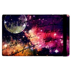Letter From Outer Space Apple Ipad 3/4 Flip Case by augustinet