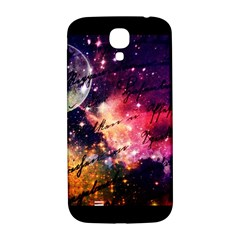 Letter From Outer Space Samsung Galaxy S4 I9500/i9505  Hardshell Back Case by augustinet