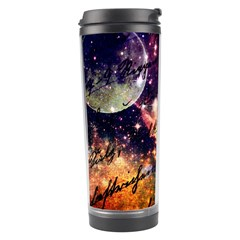 Letter From Outer Space Travel Tumbler by augustinet