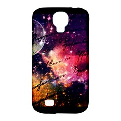 Letter From Outer Space Samsung Galaxy S4 Classic Hardshell Case (pc+silicone) by augustinet