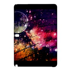 Letter From Outer Space Samsung Galaxy Tab Pro 12 2 Hardshell Case by augustinet