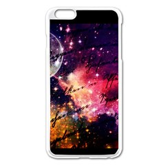Letter From Outer Space Apple Iphone 6 Plus/6s Plus Enamel White Case by augustinet