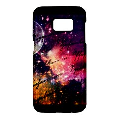 Letter From Outer Space Samsung Galaxy S7 Hardshell Case  by augustinet