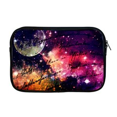 Letter From Outer Space Apple Macbook Pro 17  Zipper Case by augustinet