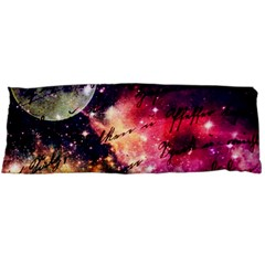 Letter From Outer Space Body Pillow Case (dakimakura) by augustinet