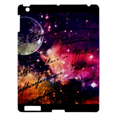 Letter From Outer Space Apple Ipad 3/4 Hardshell Case by augustinet