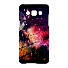 Letter From Outer Space Samsung Galaxy A5 Hardshell Case  by augustinet