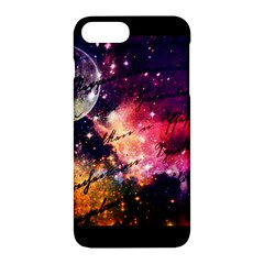 Letter From Outer Space Apple Iphone 7 Plus Hardshell Case by augustinet