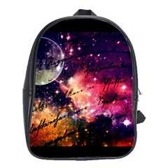 Letter From Outer Space School Bag (large) by augustinet