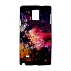 Letter From Outer Space Samsung Galaxy Note 4 Hardshell Case by augustinet