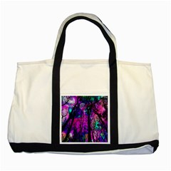 Magic Forest Two Tone Tote Bag by augustinet