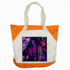 Magic Forest Accent Tote Bag by augustinet