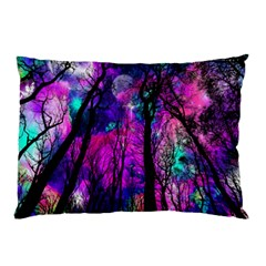 Magic Forest Pillow Case by augustinet