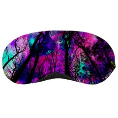 Magic Forest Sleeping Masks by augustinet
