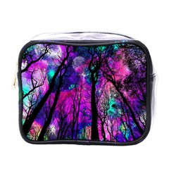 Magic Forest Mini Toiletries Bags by augustinet