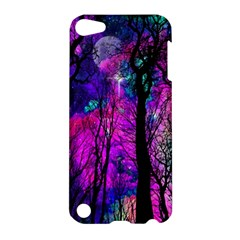 Magic Forest Apple Ipod Touch 5 Hardshell Case by augustinet