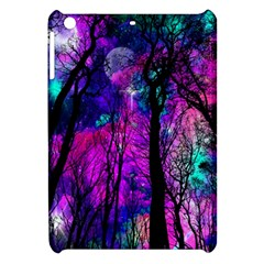 Magic Forest Apple Ipad Mini Hardshell Case by augustinet