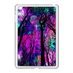 Magic Forest Apple Ipad Mini Case (white) by augustinet