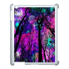 Magic Forest Apple Ipad 3/4 Case (white) by augustinet