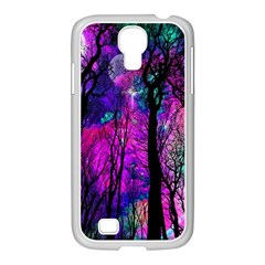 Magic Forest Samsung Galaxy S4 I9500/ I9505 Case (white) by augustinet