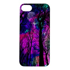 Magic Forest Apple Iphone 5s/ Se Hardshell Case by augustinet