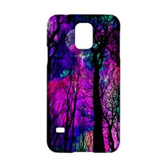Magic Forest Samsung Galaxy S5 Hardshell Case  by augustinet