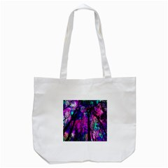 Magic Forest Tote Bag (white) by augustinet