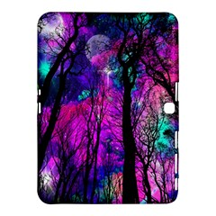 Magic Forest Samsung Galaxy Tab 4 (10 1 ) Hardshell Case  by augustinet