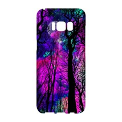 Magic Forest Samsung Galaxy S8 Hardshell Case  by augustinet