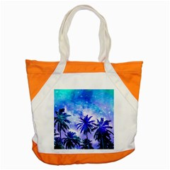 Summer Night Dream Accent Tote Bag by augustinet
