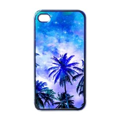 Summer Night Dream Apple Iphone 4 Case (black) by augustinet