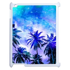 Summer Night Dream Apple Ipad 2 Case (white) by augustinet