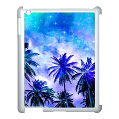 Summer Night Dream Apple Ipad 3/4 Case (white) by augustinet
