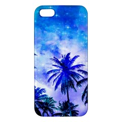 Summer Night Dream Apple Iphone 5 Premium Hardshell Case by augustinet