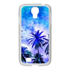 Summer Night Dream Samsung Galaxy S4 I9500/ I9505 Case (white) by augustinet
