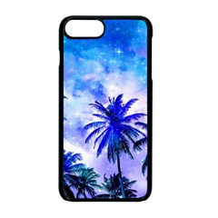 Summer Night Dream Apple Iphone 8 Plus Seamless Case (black) by augustinet
