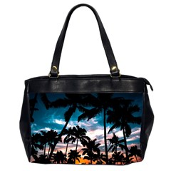 Palm Trees Summer Dream Office Handbags (2 Sides)  by augustinet
