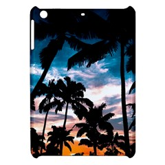 Palm Trees Summer Dream Apple Ipad Mini Hardshell Case by augustinet