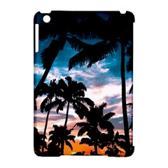 Palm Trees Summer Dream Apple Ipad Mini Hardshell Case (compatible With Smart Cover) by augustinet