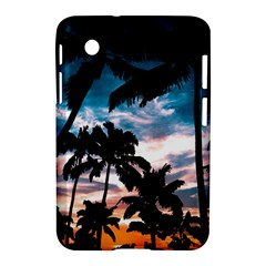 Palm Trees Summer Dream Samsung Galaxy Tab 2 (7 ) P3100 Hardshell Case  by augustinet