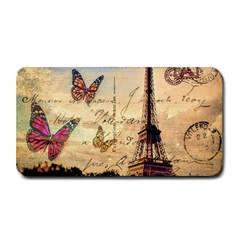 Vintage Paris Carte Postale Medium Bar Mats by augustinet