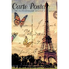 Vintage Paris Carte Postale 5 5  X 8 5  Notebooks by augustinet