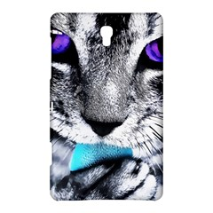 Purple Eyes Cat Samsung Galaxy Tab S (8 4 ) Hardshell Case  by augustinet
