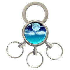 Dreamy Night 3 Ring Key Chains by augustinet
