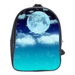 Dreamy Night School Bag (large) by augustinet